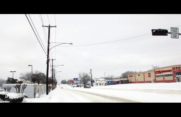 Ice Ice Baby: Storm lasting days