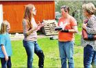 MANNHA volunteers evaluate new property